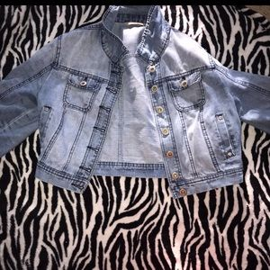 Arizona Jean Co. Jean Jacket